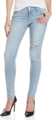 Levi's Let's Run Away 711 Skinny Jeans