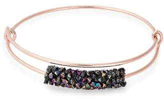 Alex and Ani Shiny Fine Rocks Expandable Bracelet