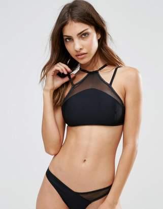 Evil Twin Strappy Bikini Crop Top