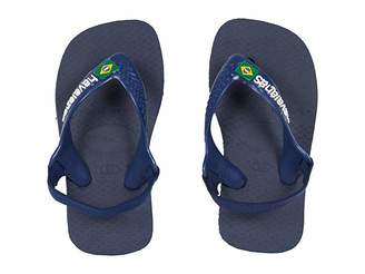 Havaianas Baby Brazil Logo Flip-Flop (Toddler)