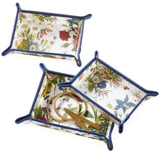 Pottery Barn Tami Floral Travel Catch-All