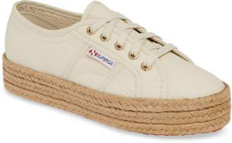 Superga 2730 Cotropew Espadrille Platform Sneaker