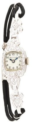 Bulova Vintage Watch $1,045 thestylecure.com