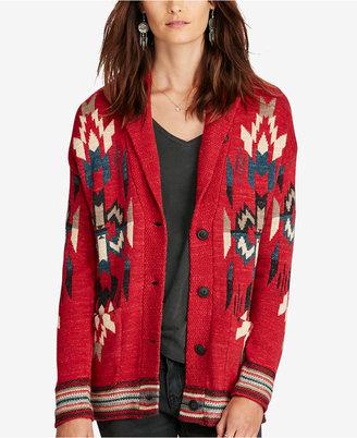 Denim & Supply Ralph Lauren Boyfriend Shawl Cardigan $145 thestylecure.com