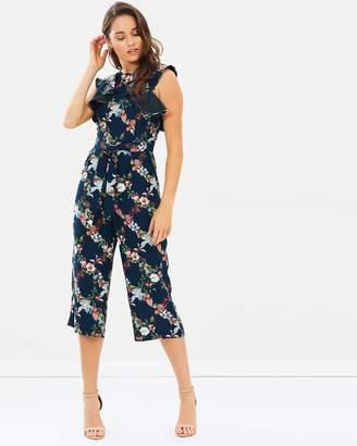 Oasis Fitzwilliam Print Jumpsuit