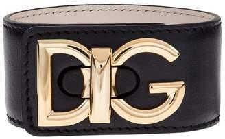 Dolce & Gabbana Leather Bracelet