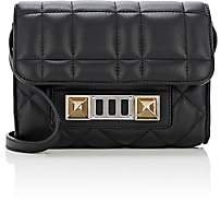 Proenza Schouler Women's PS11 Strap Wallet - Black