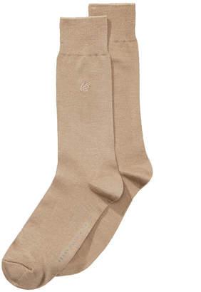 Perry Ellis Men Socks, Rayon Dress Sock Single Pack