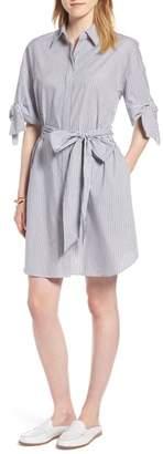 1901 Stripe Shirtdress