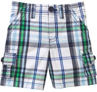 Healthtex Baby Toddler Boys' Cargo Cotton Shorts