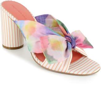 Cupcakes And Cashmere Orinda Slide Sandal