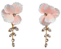 Jennifer Behr Senna Flower Earrings