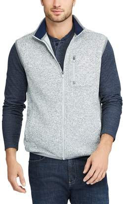 Chaps Big & Tall Regular-Fit Fleece Vest
