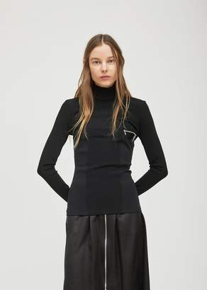 Paco Rabanne Long Sleeve Turtleneck
