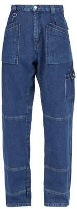 Gmbh - Viktor Multi Pocket Jeans - Mens - Blue