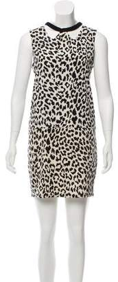 Thakoon Addition Sleeveless Drop-Waist Dress