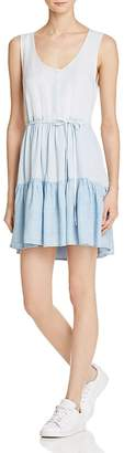 Rails Noelle Chambray Dress $158 thestylecure.com