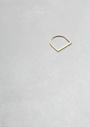 Gabriela Artigas Flat Axis Ring