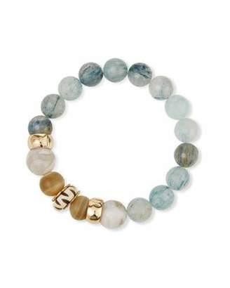 Akola Bone & Horn Stretch Bracelet