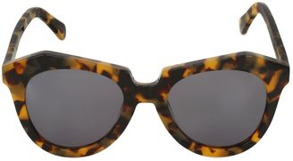 Number One Acetate Sunglasses $250 thestylecure.com