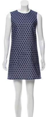Dolce & Gabbana Patterned Mini Dress