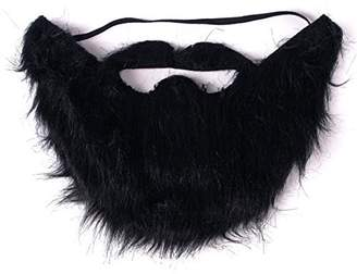 ECYC Funny Halloween Party Fake Beard Moustache Mustache Facial Hair