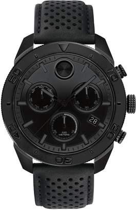 Movado Bold BOLD Large Sport Chronograph Black Watch 3600517