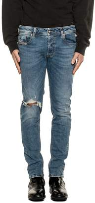 Diesel Light Blue Sleenker L.30 Denim Jeans
