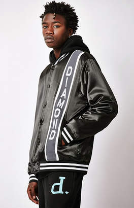 Diamond Supply Co. Vertical Stadium Jacket