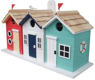 Pottery Barn Brighton Beach Huts Birdhouse