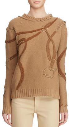 Ralph Lauren Artisan Harness Sweater