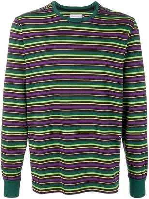 Pop Trading International striped jumper