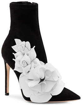 Sophia Webster Jumbo Lilico Suede Booties