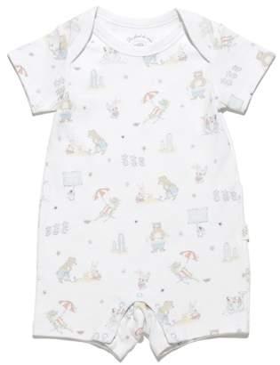 Gelato Pique (ジェラート ピケ) - gelato pique Kids&Baby アニマルビーチ baby ロンパース