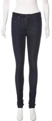 Joe's Jeans Mid-Rise Skinny Jeans w/ Tags