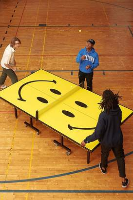 Urban Outfitters Chinatown Market X Smiley Exclusive Ping Pong Table