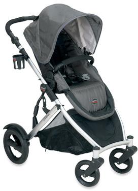 Britax B-Ready Stroller - Slate
