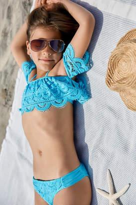 Pilyq Marine Lace Bikini