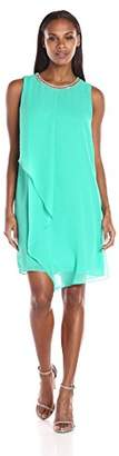 MSK Women's Envelope Woven Dress
