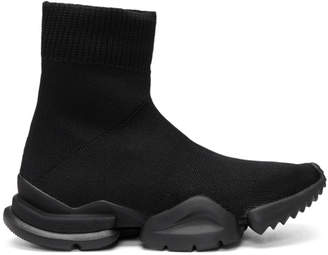 Reebok Classics Black Sock Run-R Sneakers