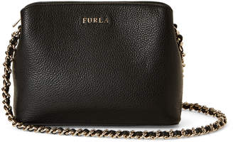 Furla Tessa Mini Leather Crossbody