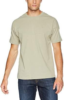 Publish Brand INC. Men's Vic-Short Sleeve Shirt Unique Front and Back Yolk