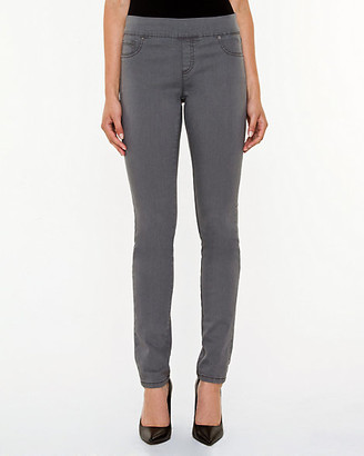 Le Château Denim Pull-on Slim Leg Pant