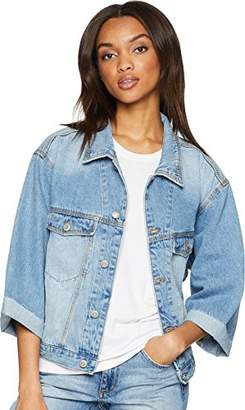 UNIONBAY Women's Lottie Denim Jacket