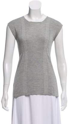 Prada Sleeveless Knit Top