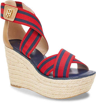 Tommy Hilfiger Thina Wedge Sandal - Women's