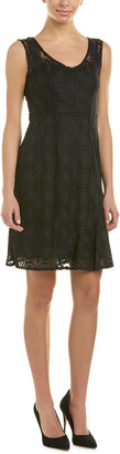 Nanette Lepore Tell Mama A-Line Dress