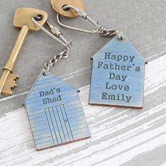 DAY Birger et Mikkelsen Bombus Personalised Fathers Gift For Dad Keyring