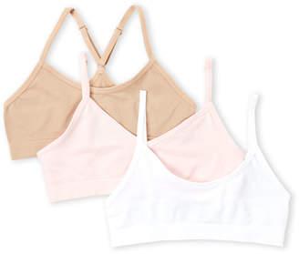 9ce37ce0d42a3 Maidenform Girl (Girls 7-16) 3-Pack Beginner Multi Style Bra