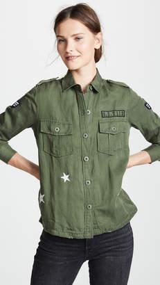 Rails Kato Miltary Shirt